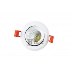 Встраиваемый светильник DSG-RC-5 5W White LUX DesignLED