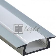Встраиваемый алюминиевый профиль AN-P31549 (без экрана), SL298086