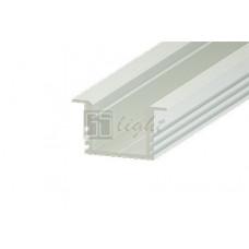 Встраиваемый алюминиевый профиль СТ-1225 (без экрана)