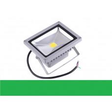 Светодиодный прожектор 20W IP65 220V Green