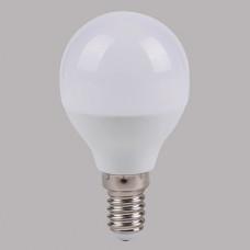 E14-7W-6000К-P-45 Лампа LED (Шарик OPAL)