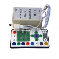 """RGB-контроллер BT-1600 для светодиодной ленты """"Бегущая волна"""""""