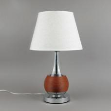 6346-1CF Настольная лампа E27х1