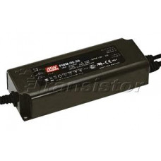 Блок питания PWM-90-24 (24V, 3.75A, 90W, 0-10V, PFC)